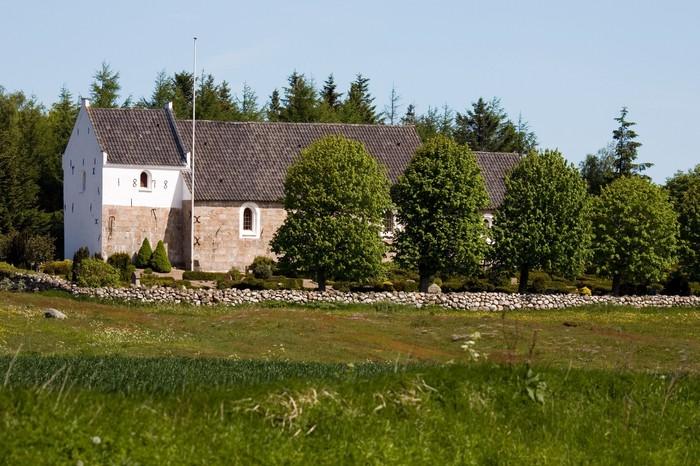 Hjortdal Kirke (Hjortdal Sogn)