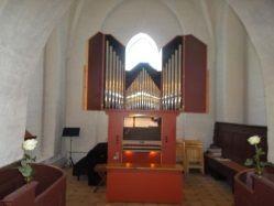 Kastrup Kirkes orgel