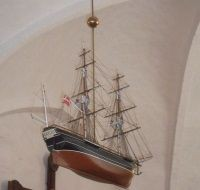 Kirkeskibet i Kastrup Kirke
