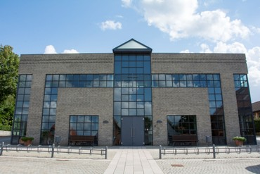 Struer Menighedshus blev indviet søndag den 18. august 2002