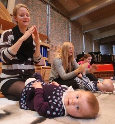 Babyer i Brøndby Strand