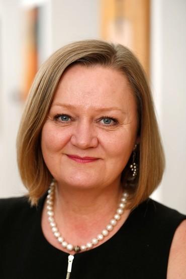 Præsterepræsentant Sognepræst Karin Thanning Christensen