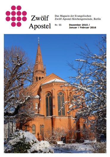 Gemeindemagazin 55