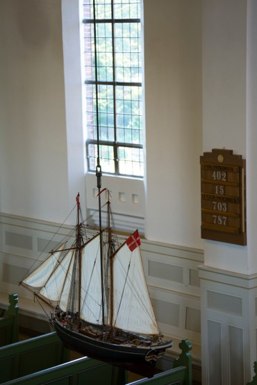 Kirkeskibet