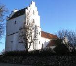 Bøstrup kirke, tårnet