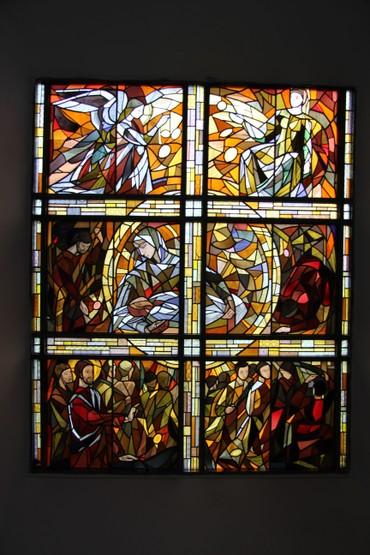 Glasmalerierne