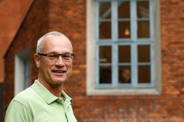 Formand provst Finn Vejlgaard