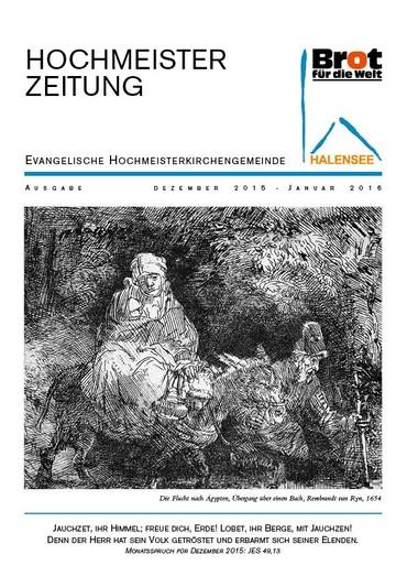 Hochmeister Zeitung 12 2015