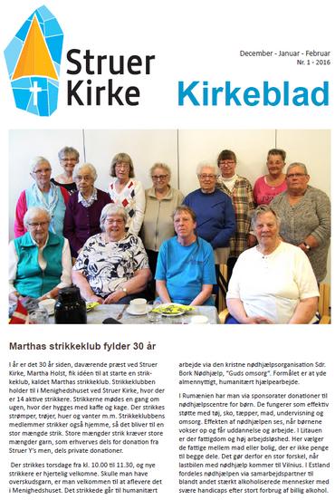 Kirkebladet 2016 nr 1