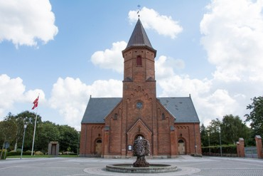 Struer kirke, Udvidelse i 1924/25